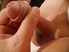 handjob and cum for trans
