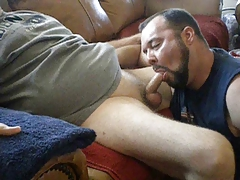 More Bear On Daddy's Cock