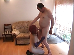 Amateur Cd Crossdresser Getting Her Pussy Filled With Cock