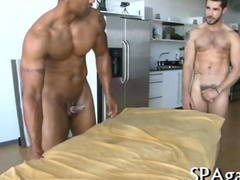 Pleasurable anal banging for a gay dude