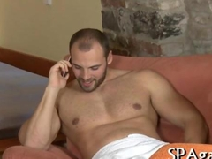 Exciting and wild gay sex massage