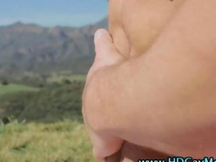 Naughty muscle man hot lovers suck that cock good