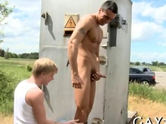 Pal fucked by his cute bf