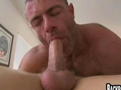 Blowjob and anal in this very cool gay fuck video