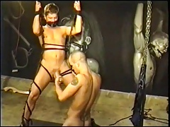 BDSM bondage gay boy Boese Buben Berlin