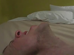 young PIZZA BOY bare FUCK OLD dad SEEDED creamy ASS