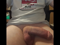 Hands Free Grow and Cumshot