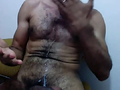 DARK HAIRY DICK