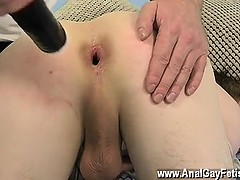 Amazing gay scene We embark out with the guy strapped and wi
